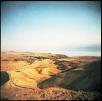 By the Dead sea by kosmobil