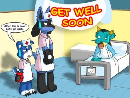 Get well soon Pokelai by Coshi-Dragonite