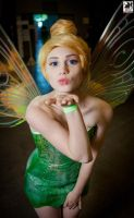 Tinker  Bell by Perevinkl