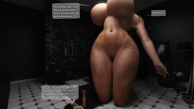 The Bossy Wife | 123 by GTSX3D