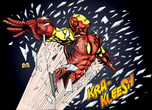 Iron Man - xpendable and me by pascal-verhoef