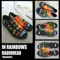 In Rainbows shoes by Banvivirie