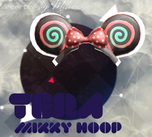 MMD TERA -MIKKY HOOP- [DOWNLOAD][DL] by Milionna