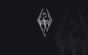 Skyrim wallpaper by Seigner