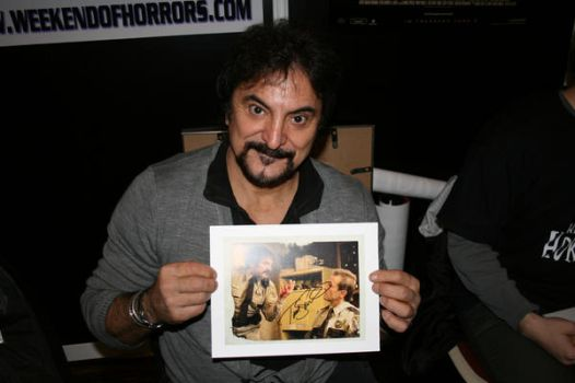 Tom Savini on WOH by mathiasbeckmann