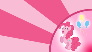 Pinkie Pie Wallapaper by Ackdari