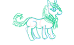 earthpony oc WIP by Andrea-Perry