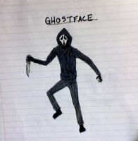 Ghostface by horror-lover