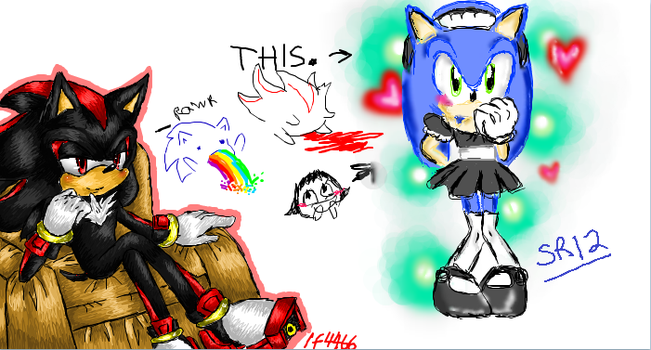iScribble - Work with SR12 by BlueNeedle-Inu