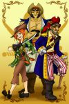 The dread pirates by Peipp