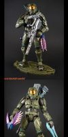 Custom Halo 3 Master Chief 3 by KyleRobinsonCustoms