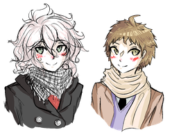 winter homos by crabsandunicorns
