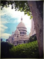 Sacre coeur by sweet-tropic