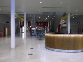 Excel Centre, Thursday (night) Interior 4 by The-Nelo-Angelo