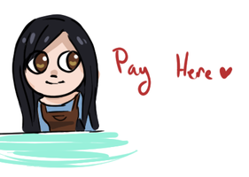 Pay Here by Lt-Frogg