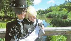 Black Butler: The Young Masters by ember-ablaze