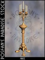 Candle 004 by poserfan-stock