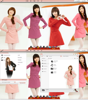SNSD VS for Win7 by cu88