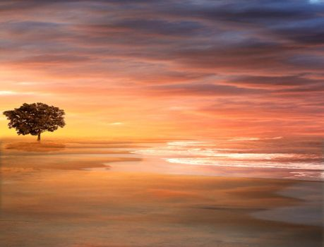 Tree of Everlasting Life by this-darkest-hour