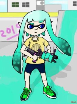 Inkling by Hock6666