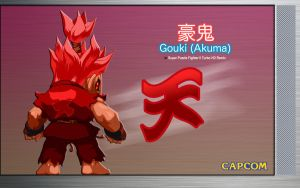 Gouki - Original Desktop by iFab