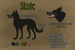 Stoic -LA Reference- by Songdog-StrayFang