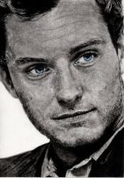 Jude LAW by Sadness40
