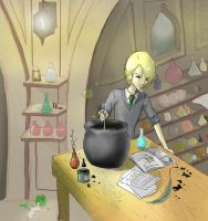 Potion Class by YuuiHime