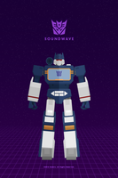 Soundwave by WEAPONIX