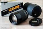 Konica Hexanon AR 135mm f/3.2 by TLO-Photography