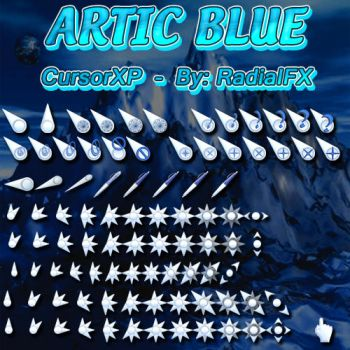 Artic Blue by rautry