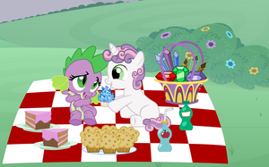 Cakes And Muffins And Gems Oh My by EvilFrenzy