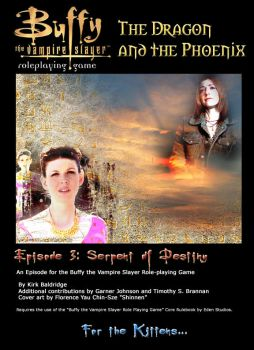 Episode 3 Serpent of Destiny by WebWarlock