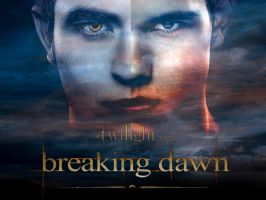 Breaking Dawn part 2 Edward and Jacob by codeevanescence