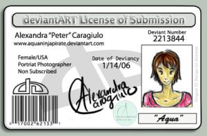 Deviant ID by AquaNinjaPirate