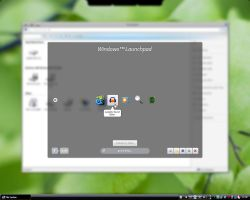 Concept Windows Launchpad Pg3 by AJUST