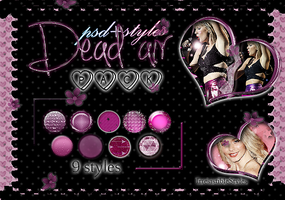 *~DeadAirPack{Styles+Psd}~* by IrresistibleStyles