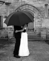 Under My Umbrella by KathrynKelly