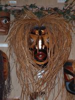 Various Masks 5 by JensStockCollection