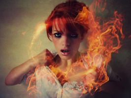 Catching Fire by Jessica-Lorraine-Z