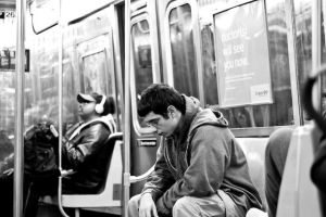 New york subway 3 by Joeykunin