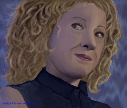 River Song: Doctor who by Sei-KunNoE