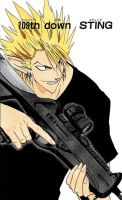 Hiruma - 109th Down by ravealie