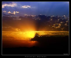 Yerevan -Sunset03 by deviantik