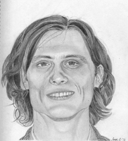 Matthew Gray Gubler by She-sAPirate