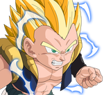 Gotenks SSJ2 by MrGekon