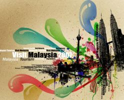 visit malaysia by Libra1021