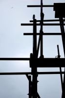 Scaffold by lucie-lubot