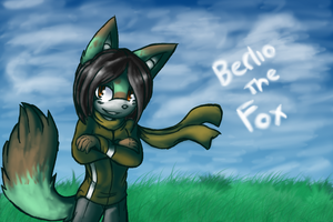 Berlio the Foxx by Night-Wolf122