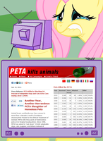 FlutterTV: The Awful Truth 2 by DactDigityl